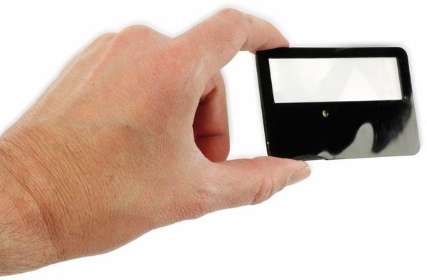 Scheckkarten-Lupe - Produktbild 4