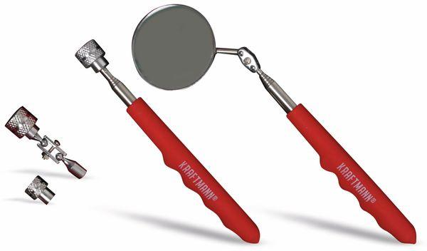 Magnetheber- und Spiegel-Satz, 4 teilig - Produktbild 1
