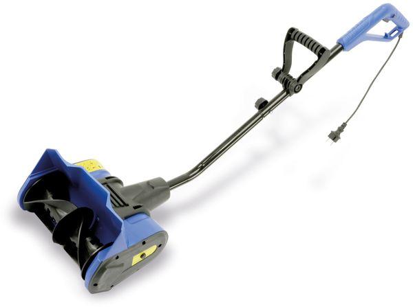 Schneefräse KINZO, 230V~, blau - Produktbild 1
