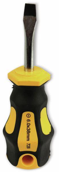 Vergaser-Schraubendreher, KRAFTMANN 100 mm, Schlitz