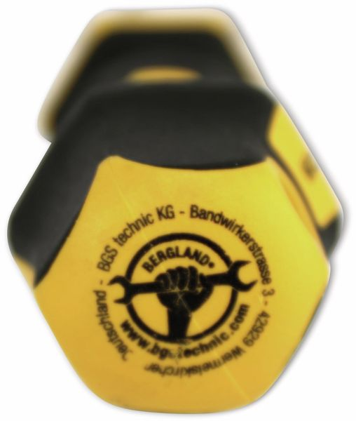 Vergaser-Schraubendreher, KRAFTMANN 100 mm, Schlitz - Produktbild 2