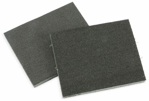 Schleifpapier Handpad-Set, 2 teilig
