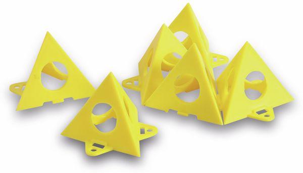 Unterstellpyramiden für Anstreicharbeiten, 10-teilg - Produktbild 1