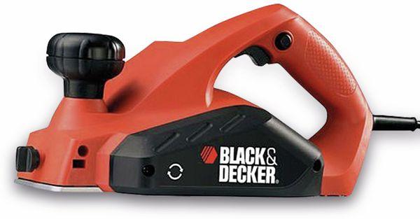 Handhobel BLACK & DECKER, KW712, QS - Produktbild 1