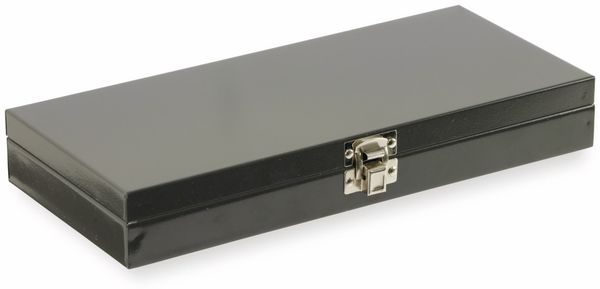 Ring-Knarren Schlüsselsatz, 5-teilig, 6...19 mm - Produktbild 4