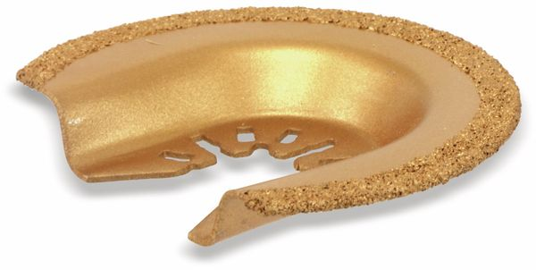 Segmentsägeblatt, für Multifunktionswerkzeuge, 65mm - Produktbild 4