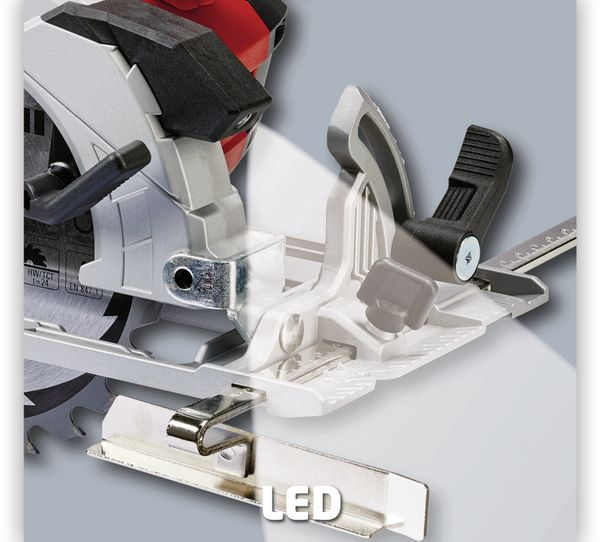 Akku-Handkreissäge EINHELL 4331200, TE-CS 18 Li Solo - Produktbild 4