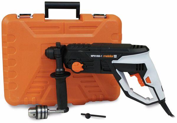 Pneumatischer Bohrhammer MEISTER MPH1050-1, 1050W, B-Ware - Produktbild 1