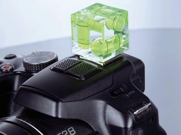 Blitzschuh Wasserwaage 3 Achsen - Produktbild 3