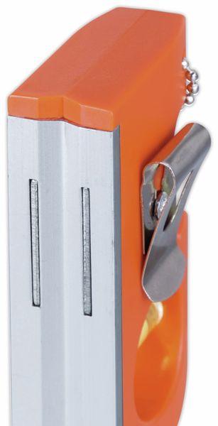 Wasserwaage mit Magnet und Clip, 2er Set - Produktbild 3