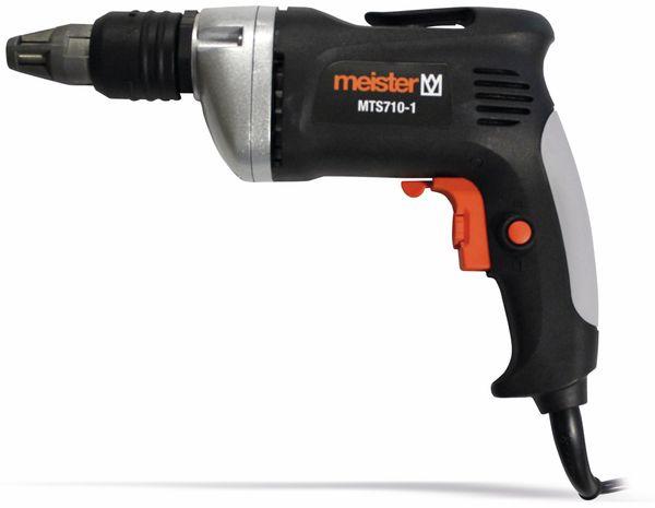 Trockenbauschrauber MEISTER MTS710-1