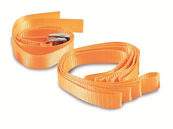 Tragegurt KRAFTMANN für Pflanzenkübel 2er Set - Produktbild 1