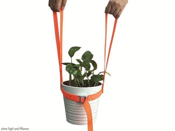 Tragegurt KRAFTMANN für Pflanzenkübel 2er Set - Produktbild 2