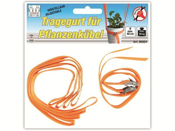 Tragegurt KRAFTMANN für Pflanzenkübel 2er Set - Produktbild 3