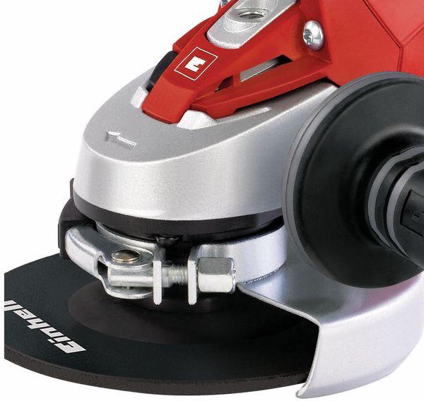 Winkelschleifer EINHELL TE-AG 125/750 Kit, 750W, 125 mm - Produktbild 4
