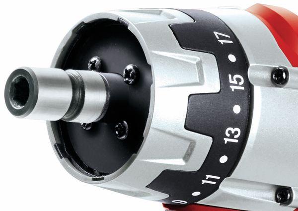 Akku-Bohrschrauber EINHELL, TC-CD 12 Li, abnehmbares Bohrfutter - Produktbild 5