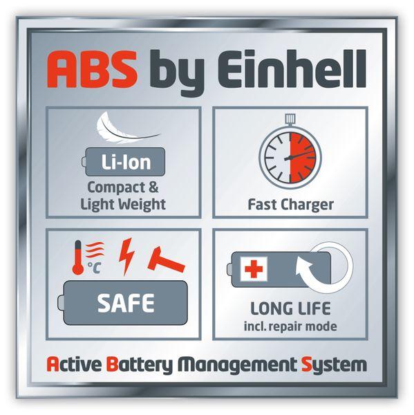 Akku-Bohrschrauber EINHELL, TE-CD 18/2 Li Kit, 2x 1,5 Ah - Produktbild 13