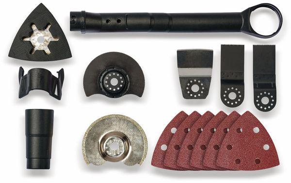 Multifunktionswerkzeug EINHELL TE-MG 300 EQ 230 V~, mit KWB Reparatur Set - Produktbild 5