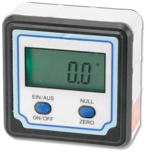 Digitaler Winkelmesser DAYTOOLS DWM-58, Batteriebetrieb, 58 mm