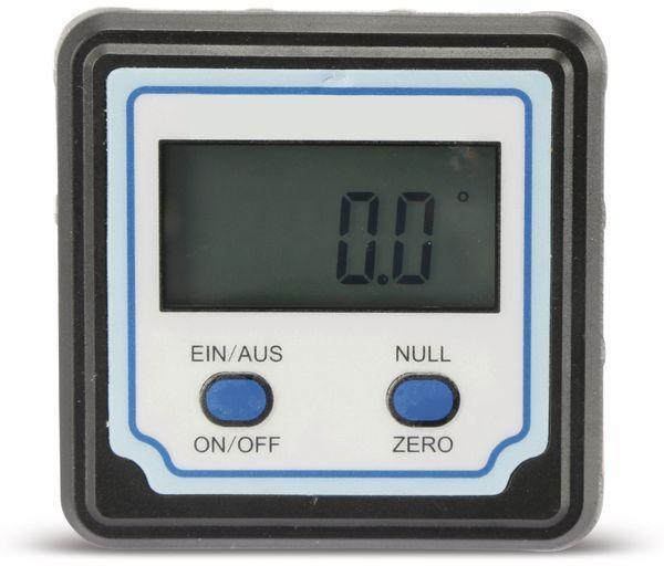 Digitaler Winkelmesser DAYTOOLS DWM-58, Batteriebetrieb, 58 mm - Produktbild 2
