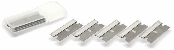 Schaber-Ersatzklingen, 5 Stück - Produktbild 1