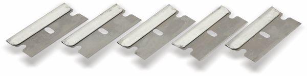 Schaber-Ersatzklingen, 5 Stück - Produktbild 2