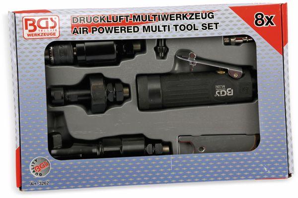 Druckluft-Multiwerkzeug-Satz BGS 3262 3 in 1 - Produktbild 3