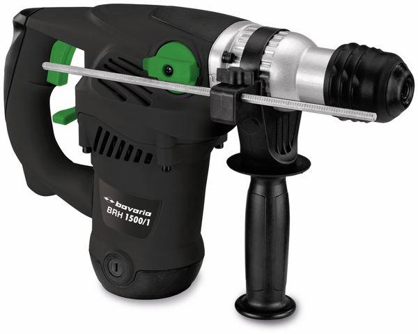Bohrhammer BAVARIA BRH 1500/1, SDS-Plus, 230V~, 1500 W - Produktbild 1