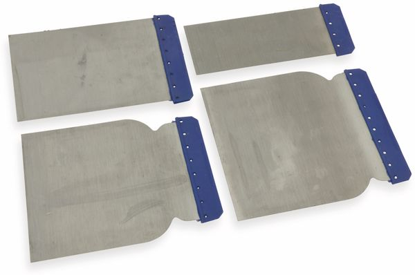 Spachtel-Set, KINZO, 4 Stück - Produktbild 2
