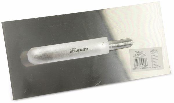 Glättekelle, MASTERPROOF, 280x130x0,7, glatt - Produktbild 2