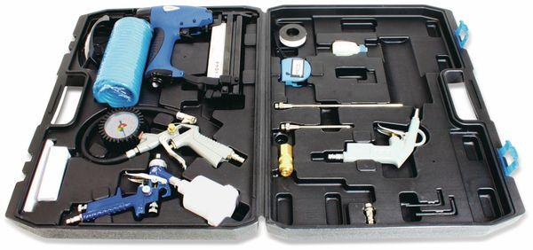 Druckluftgeräte-Set GÜDE 40402, 15-teilig - Produktbild 2