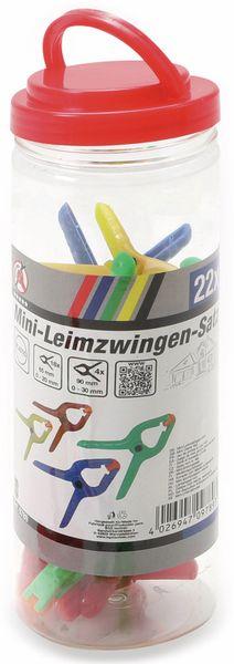 Leimzangen-Set BGS DIY 97789 Mini, 22-teilig - Produktbild 2