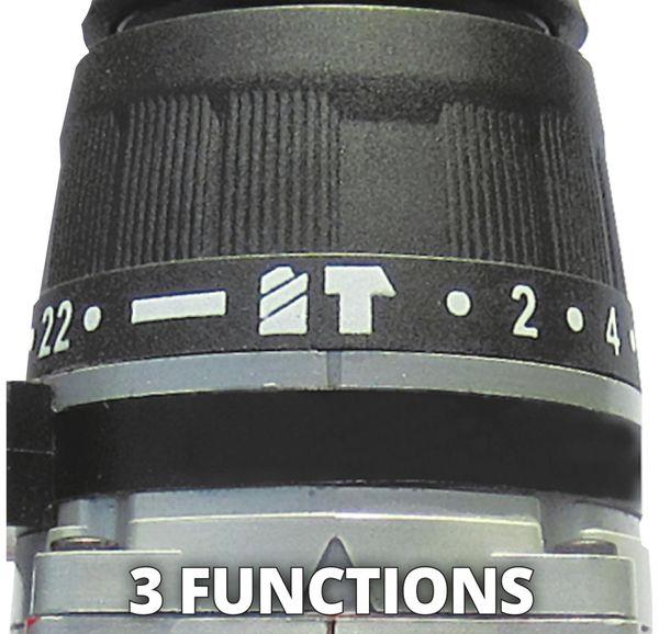 Akku-Schlagbohrschrauber EINHELL 4513802, TE-CD 18-2 Li Solo - Produktbild 6