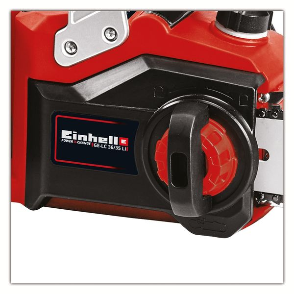 Akku-Kettensäge EINHELL GE-LC 36/35 Li, Solo - Produktbild 2