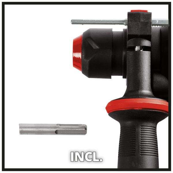 Akku-Bohrhammer EINHELL HEROCCO 4513900, Brushless, Solo - Produktbild 13