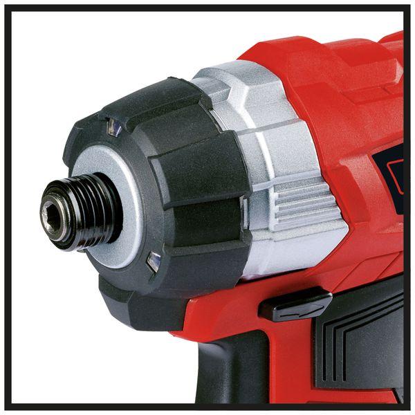 Akku-Schlagschrauber EINHELL TE-CI 18 Li, Brushless, Solo - Produktbild 4