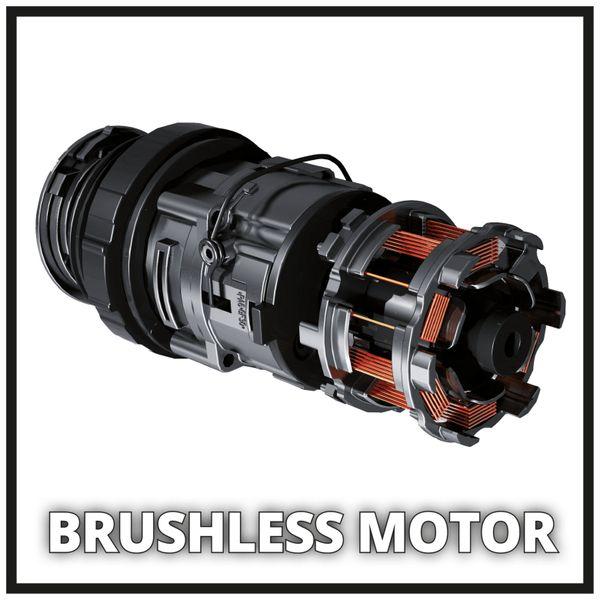 Akku-Schlagschrauber EINHELL TE-CI 18 Li, Brushless, Solo - Produktbild 7