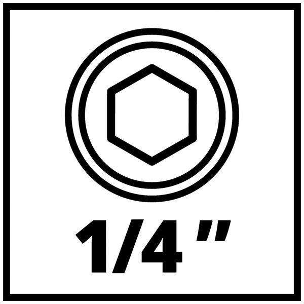 Akku-Schlagschrauber EINHELL TE-CI 18 Li, Brushless, Solo - Produktbild 18