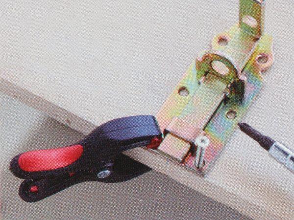 Zwingenset, TF6010J, 6 tlg. - Produktbild 4