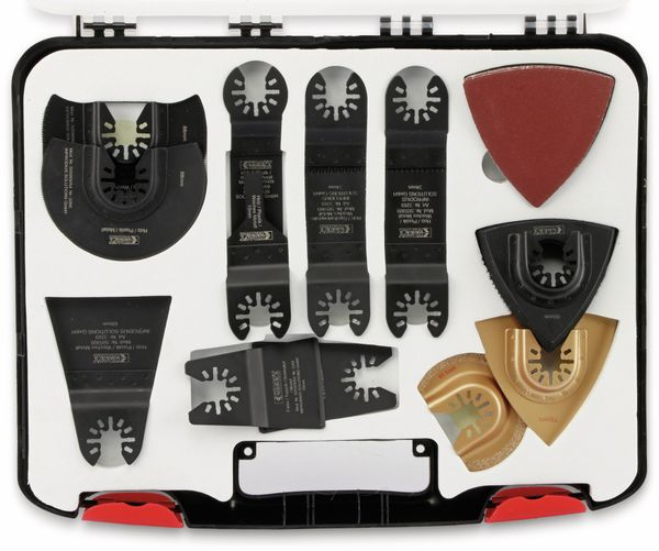 Multifunktions-Werkzeug Set, XXL, 24-teilig - Produktbild 2