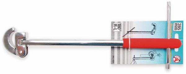 Standhahn-Mutternschlüssel BGS DIY 433, 285 mm