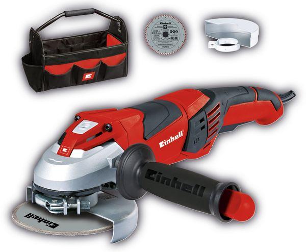 Winkelschleifer EINHELL TE-AG 125 CE Kit, 1100 W, 125mm