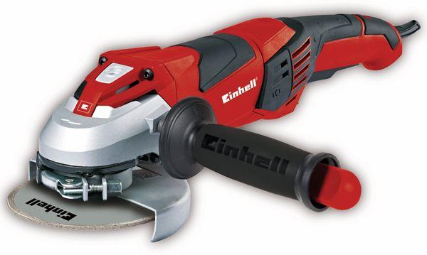 Winkelschleifer EINHELL TE-AG 125 CE Kit, 1100 W, 125mm - Produktbild 2