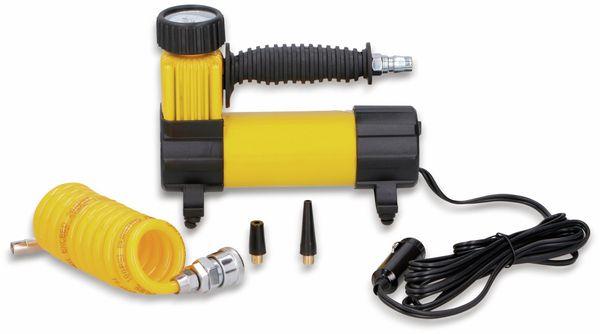 Luft-Kompressor DUNLOP, 12 V, 6 bar, 96 W