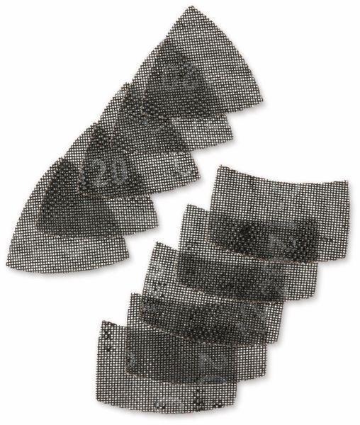 Schleifdreieck-Set, KWB, K120, 150x105mm, 5 Stück
