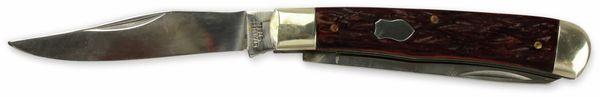 Klappmesser, 8,6 cm, braun - Produktbild 2