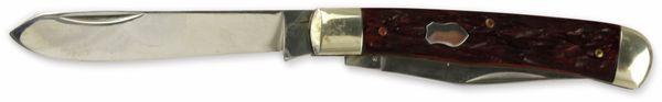 Klappmesser, 8,6 cm, braun - Produktbild 3