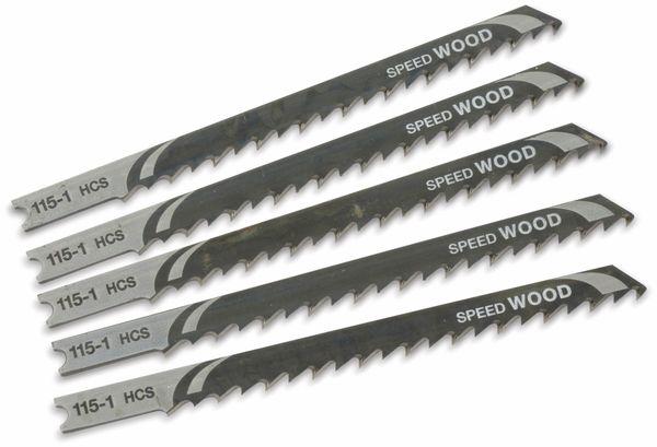 Stichsäge, BLACK&DECKER, KS600EA-KX, 450W - Produktbild 4