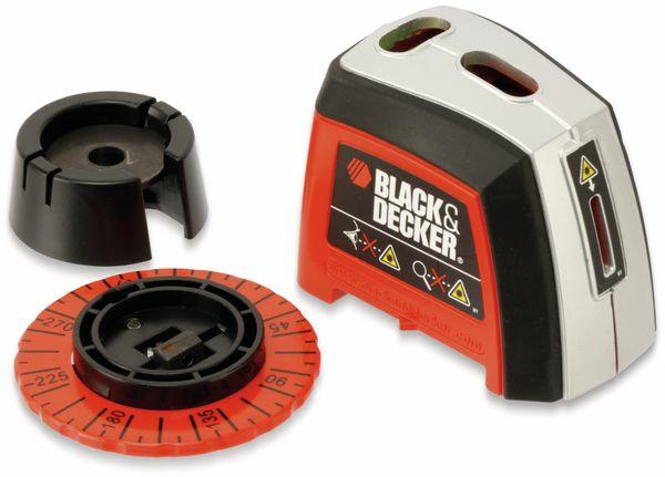 Linienlaser, Black&Decker, BDL120-XJ