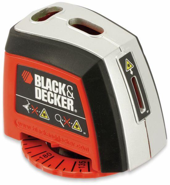 Linienlaser, Black&Decker, BDL120-XJ - Produktbild 2